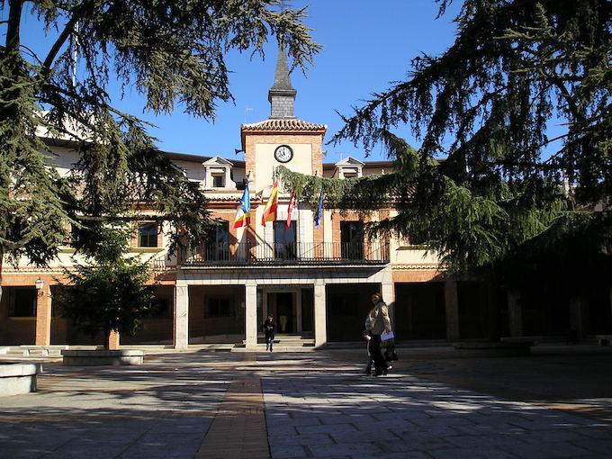 Las Rozas ayuntamiento