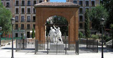 Plaza del 2 de mayo