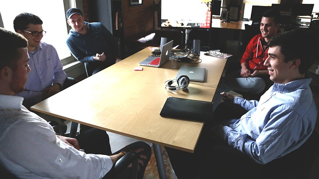 reunion empresarial